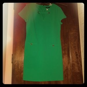 Tommy Hilfiger Sz 12 Mint Green Dress